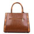 Женские сумки из высококачественной восковой кожи с маслом