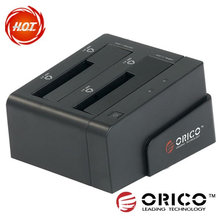 "2 bay 2.5""&3.5"" hard drive docking station with clone function"
