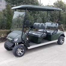 4-Sitzer-Elektro-Club-Auto zu verkaufen