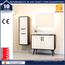 Wall-Mounted Good Quality MDF Bathroom Vanity Cabinets
