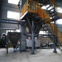 Planta mezcladora de mortero seco tipo torre