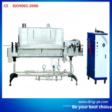 Steam Label Shrink Tunnel Zbs-83A
