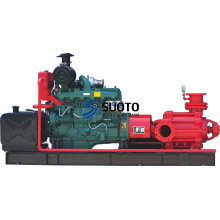 High Pressure Fire Fighting Diesel Pump