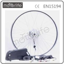 MOTORLIFE / OEM kit de conversion de vélo électrique roue arrière Chine