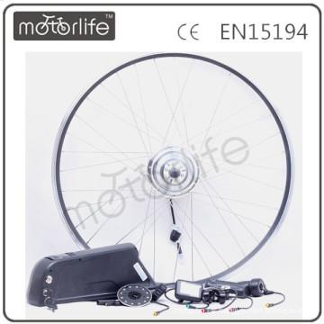 Kit de conversión de bicicleta eléctrica de rueda trasera MOTORLIFE / OEM China