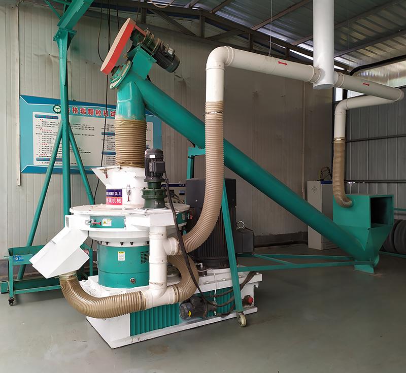 pellet mill machine