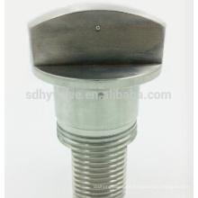 Ball Valve Stem LF2 Valve Stem metal tire DN150 valve stems