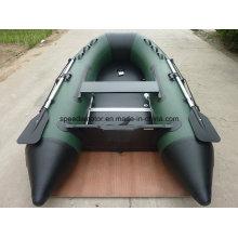 Barco de pesca inflável pequeno de Resuce para a venda