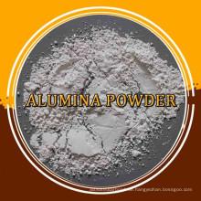 Feuerfeste Anwendung Keramikpulver, Al2O3 calciniertes Aluminiumoxidpulver