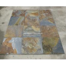 Azulejo de suelo / pared Piedra de la cultura Rusty Slate