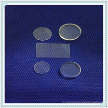 Optisches Polieren IR-CaF2 Fenster, Quadratisches CaF2 Fenster