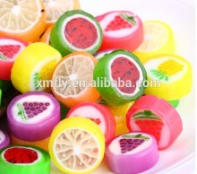 Hard Fruit Slice Sweets Candy Health Foods