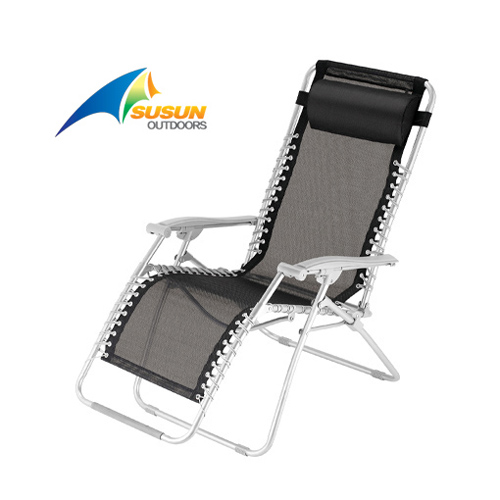 Textilene Garden Recliner Chair