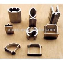Échangeur de chaleur à tube en aluminium spécialisé, pression de travail de 0,2 à 3,1 MPa, revêtue d'époxy