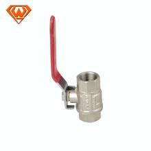 fabricación de válvula de retención de ángulo de compresión forjado de latón