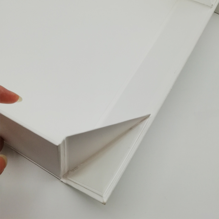 Collalsible Folding Paper Box With Logo Printing
