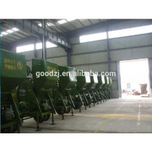 JZC model self loading concrete mixer