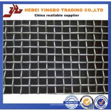 Treillis métallique ondulé d'acier inoxydable / treillis métallique serti de Barbecuie
