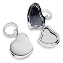 2014 Новый дизайн сердца форме фото Keyrings (GZHY-KA-008)