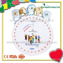 Medical Dosing wheel(pH02-011)