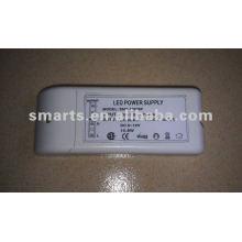 Transformador llevado corriente constante del downlight de 120vAC 220vAC (5w 10w 12w 15w 18w)