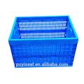 Cajas y contenedores de plástico plegables de gran volumen