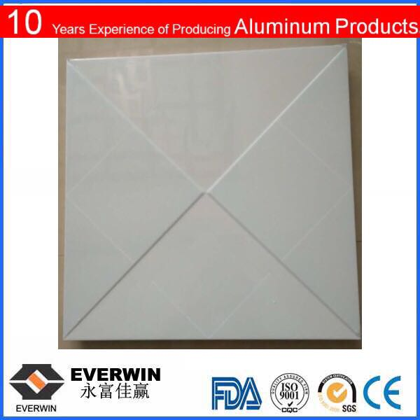 Competitive price aluminium ceiling with 220V