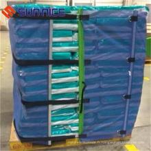 Emballage réutilisable de palette dans le matériel d'emballage qui respecte l'environnement