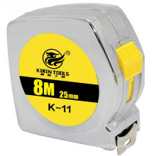Case Measuring Tape with Rubber Coated
