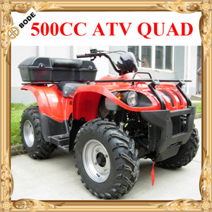 cheapest 500cc automatic ATV with EEC and EPA