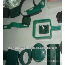 Clips de esgrima de malla de alambre de alta calidad
