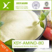 Nature Amino Acid Organic Fertilizer With Fulvic Acid 15%