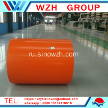 Hot sell PPGI coil export to Africa