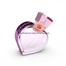 Perfume para mujer y hombre, cuerpo de botella de perfume de vidrio Srpray