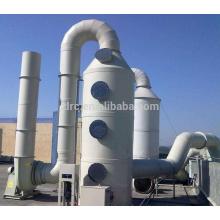 FRP GRP fiberglass Vent Gas Scrubbers wet scrubber