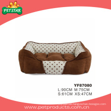 Warm Dog Beds, Luxury Pet Dog Beds (YF87080)