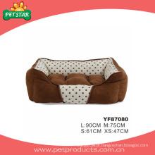 Camas cão quente, camas de luxo cão de estimação (YF87080)