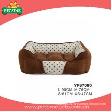Теплые кровати для собак, Роскошные кровати для собак (YF87080)