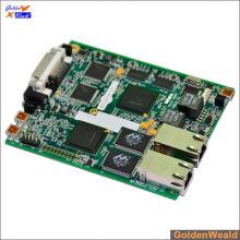 ИБП 12В печатная плата с fr4 94v0 PCB материал 2 слоя, PCB собирает