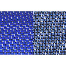 Malla decorativa (con color azul)