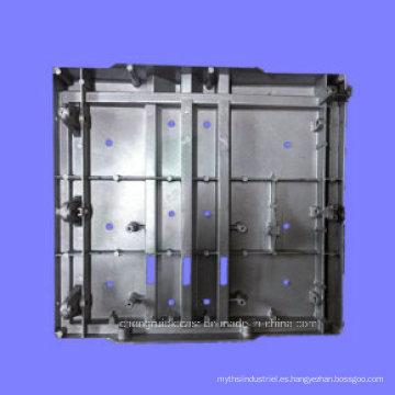 Metal de precisión de fundición para la cubierta deportiva, pieza personalizada