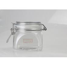 220g de plástico PET plástico Kliner Jar para cosmeitc máscara (PPC-62)