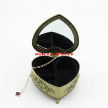 Wedding Gifts Souvenirs Metal Jewelry Box