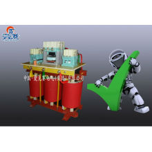 Transformador de tipo de aceite S9 transformador trifásico