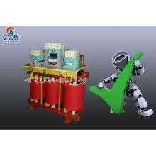 Трансформатор масляного типа S9 трехфазный трансформатор