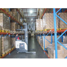 Double Deep Pallet racks systems