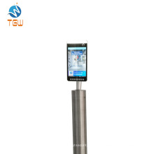 Body Temperature Detection for Face Recognition Face Recognition Human Body Temperature