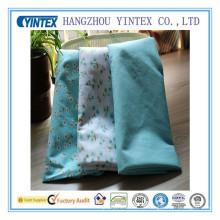 Tela de algodón suave y lisa de alta calidad de la moda de Yintex