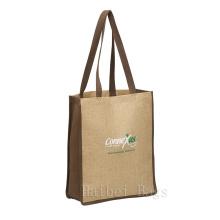 Umweltfreundliche Jute-Einkaufstasche (hbju-139)