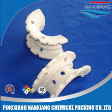 ceramic super intalox saddles ring in Sulphuric Acid Plant